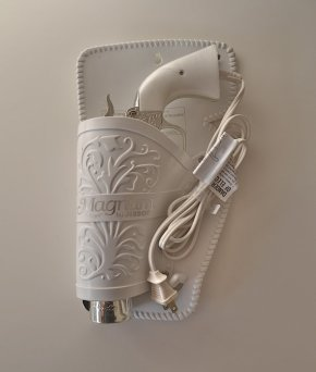 hair dryer 357 magnum etsy